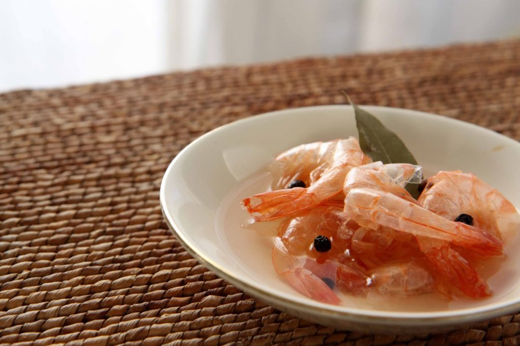 Shrimp Broth Made Easy