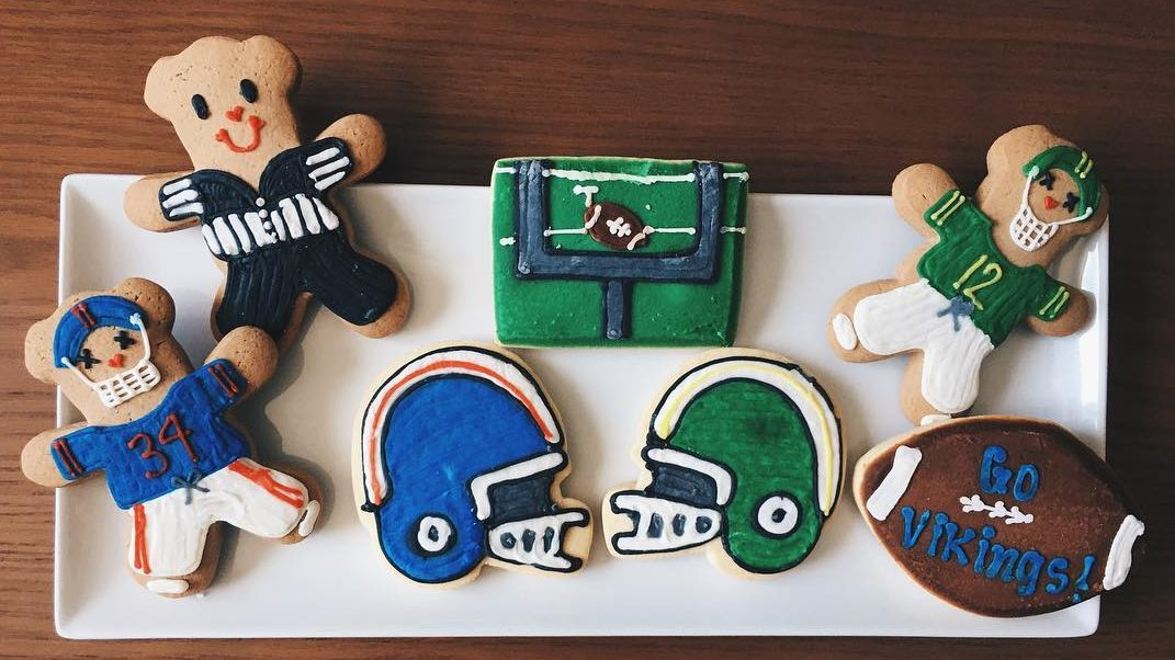 Football - Cookies by Design