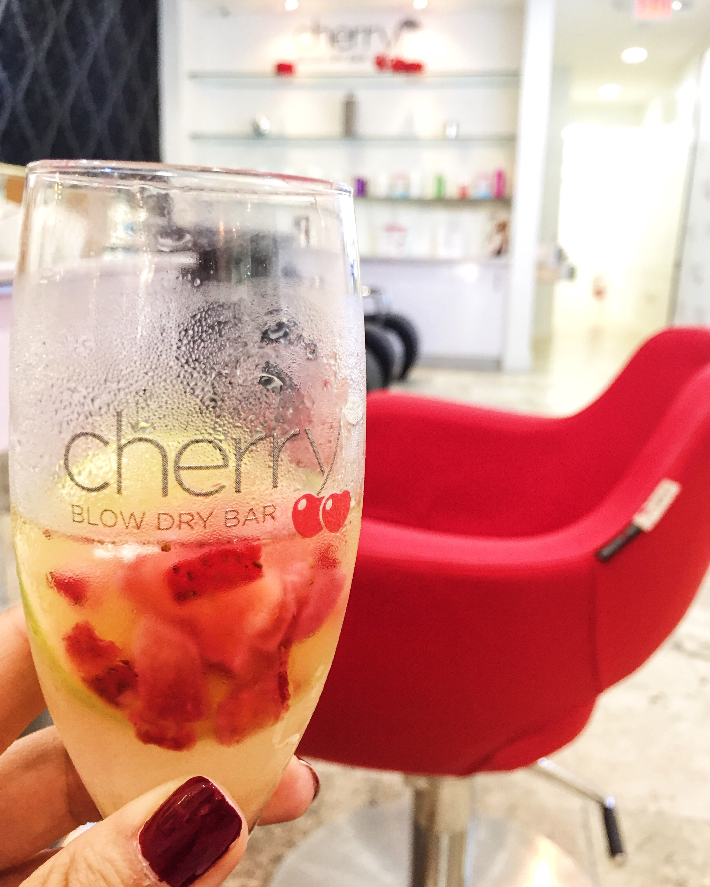 Cherry Blow Dry Bar Coral Gables