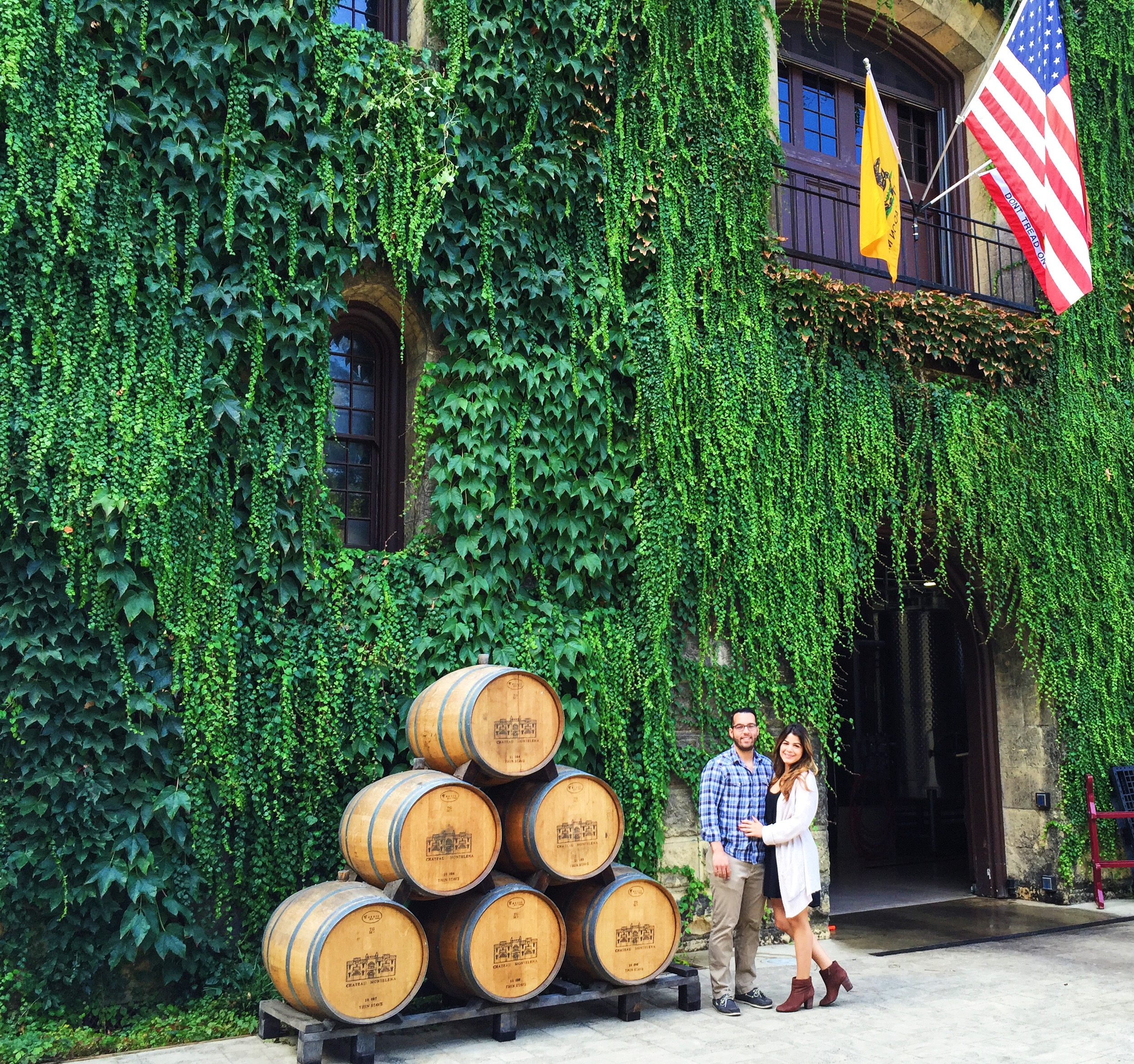 48 Hours in Napa Valley Chateau Montelena