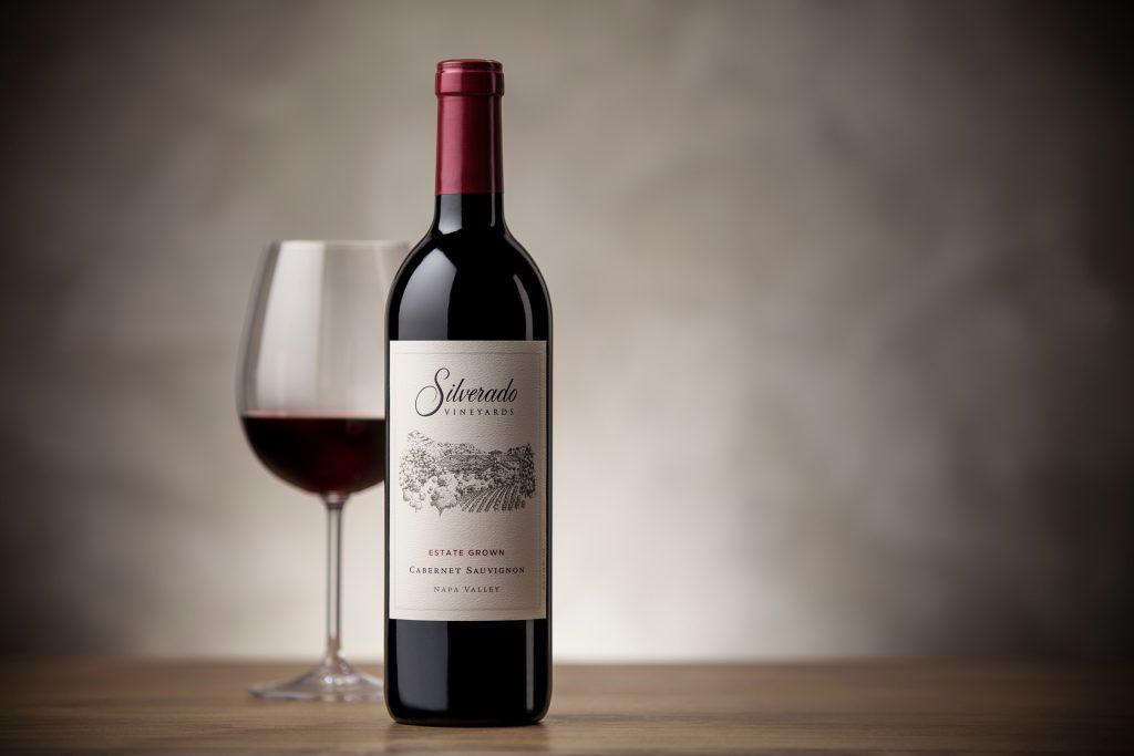 Silverado Vineyards 2012 Estate Cabernet